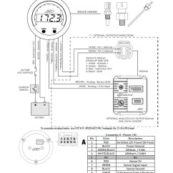 Oil Pressure Switch Wiring Diagram Club Car Ignition Ford Gauge Schematic Today How To Install Aem Electronics X Series Vdo