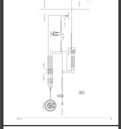 single analog gauge mounting hardware on bottom of gauge [ 1340 x 1925 Pixel ]