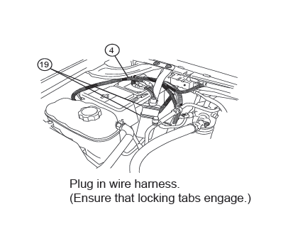 Double Ground Wiring Harness OBD0 To OBD1 Conversion