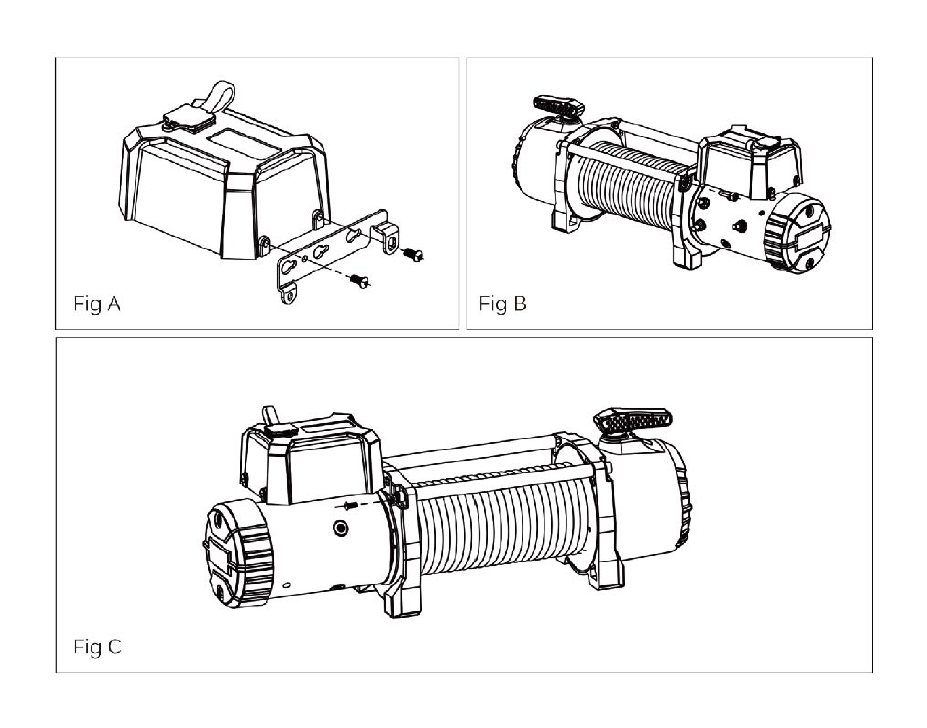 Rugged Ridge Winch Wiring Diagram : 33 Wiring Diagram
