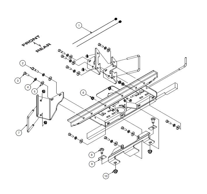 Curt 7 Way Plug Wiring Diagram