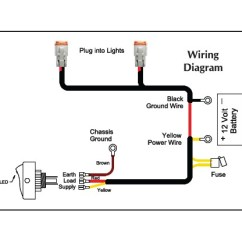 Wiring Diagram For Led Lights 2002 Honda Civic Stereo Pro Light All Data How To Install Kc Hilites 6 In Sport Gravity House Connect