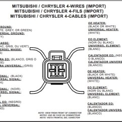 Mitsubishi Triton Wiring Diagram Chevy Venture Power Window How To Install Ntk Performance Oxygen Sensor Front On Your F 150 Best Sellers