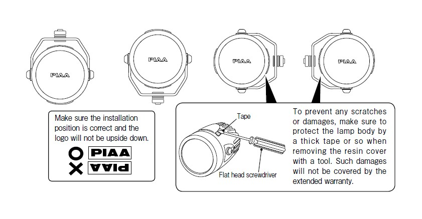Making A Piaa Wiring Harness : 28 Wiring Diagram Images