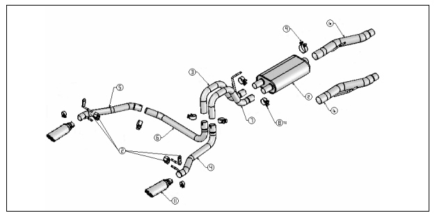How to Install Roush Performance Off-Road Cat-Back Exhaust