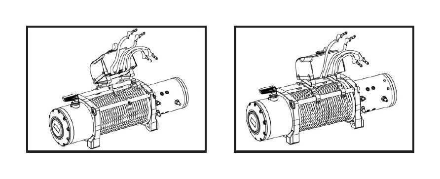 Drum Winch Wiring Diagram