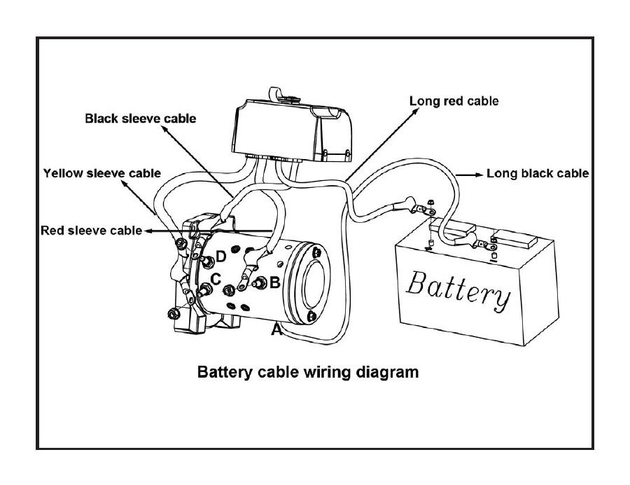 Winch Rocker Switch Wiring Diagram. Diagram. Auto Wiring