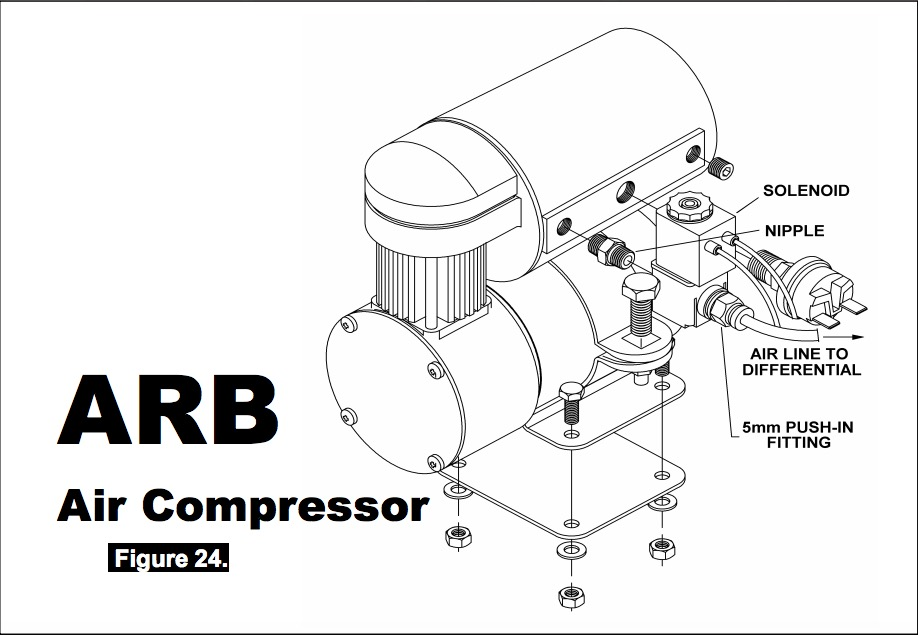 Arb Air Compressor Wiring Diagram : 33 Wiring Diagram