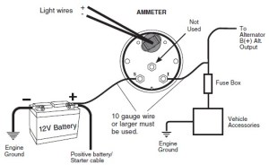 How to Install Auto Meter Voltmeter Gauge  Electrical  Jeep Logo on your 8718 Jeep Wrangler