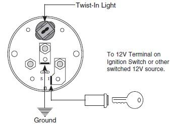 Wiring Diagram For Car Voltmeter