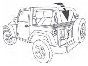 4 Door Jeep Wrangler Soft Top, 4, Free Engine Image For