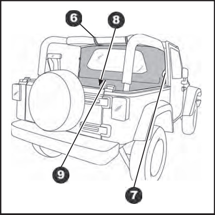 How to Install a Bestop Windjammer on your 2007-2017 Jeep