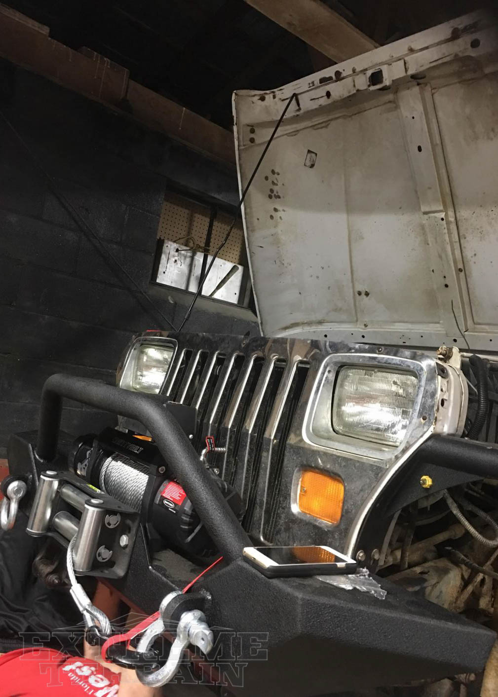 hight resolution of yj transmissions