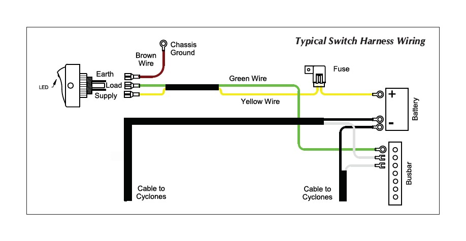 kc hilites wire diagram 3 auto electrical wiring diagram rh ppurl me