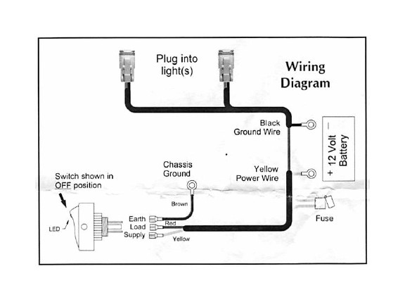 kc off road kc off road light wiring diagram