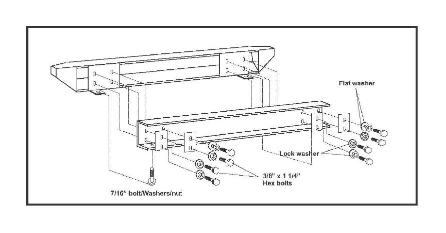 How to Install RedRock 4x4 Rock Crawler Rear Bumper