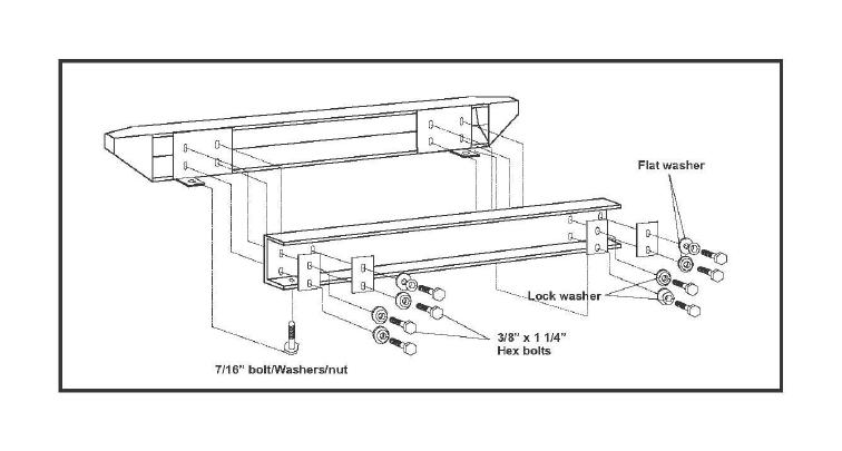 How to Install RedRock 4x4 Rock Crawler Rear Bumper w