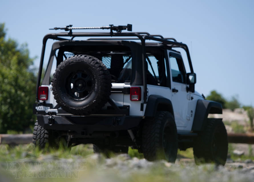 Rubicon Roof Rack Lovequilts