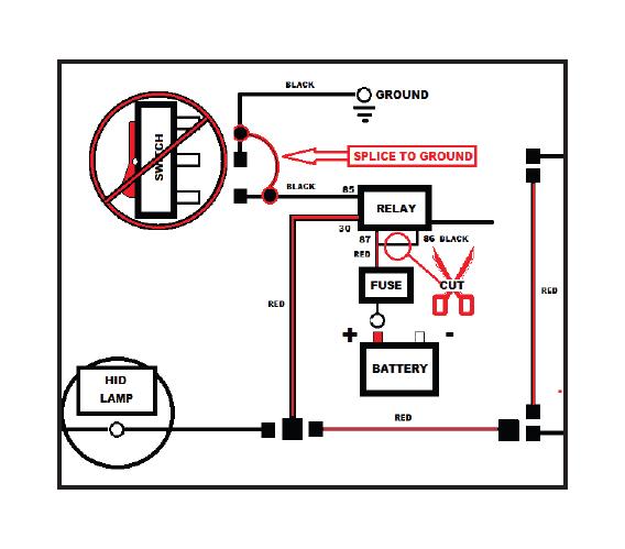 rugged ridge wiring diagram