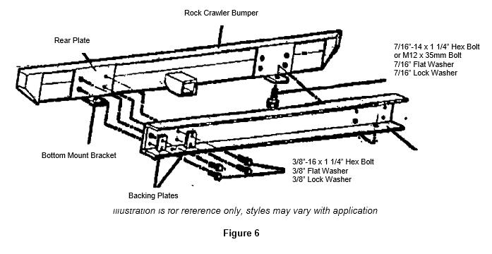 How to Install Smittybilt SRC Classic Rear Bumper