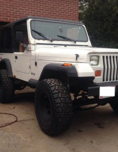 in wheel spacers installed on  wrangler also everything you need to know about wheels extremeterrain rh