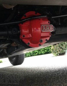 Between jeep axles offer  brief explanation of how the legendary wd system works and show you which differential cover belongs to axle also identify wrangler  differences extremeterrain rh