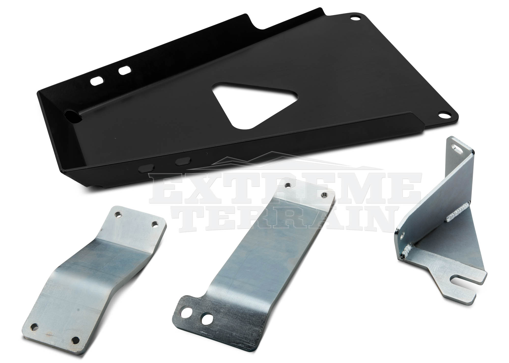 hight resolution of synergy oil pan skid plate for jk wranglers