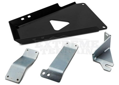 small resolution of synergy oil pan skid plate for jk wranglers
