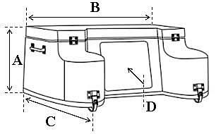 U Shaped Racks Conduit Storage Racks Wiring Diagram ~ Odicis