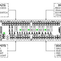 Dpdt Relay Wiring Diagram Whelen Strobe Dortronics Plc Man Trap Interlock 2 Door System