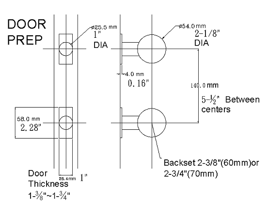 Victorelok Keyless Electronic Interconnected Deadbolt Lock