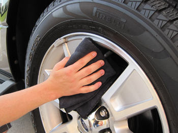 How To Clean and Polish Clear Coated Wheels