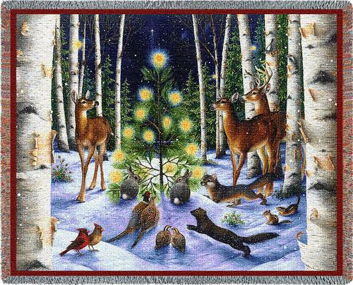 Christmas Decor Ideas Tapestry Wall Hangings Amp Throws