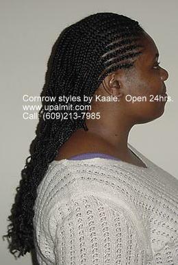 CORNROWS African Hair Braiding NJ Treebraids Brazilian