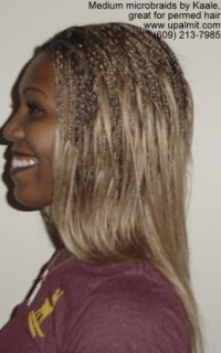 medium micro braids medium size box braids by kaale in new ...