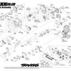 Traxxas T Maxx 2 5 Transmission Diagram Pole Light Switch Wiring Free Engine