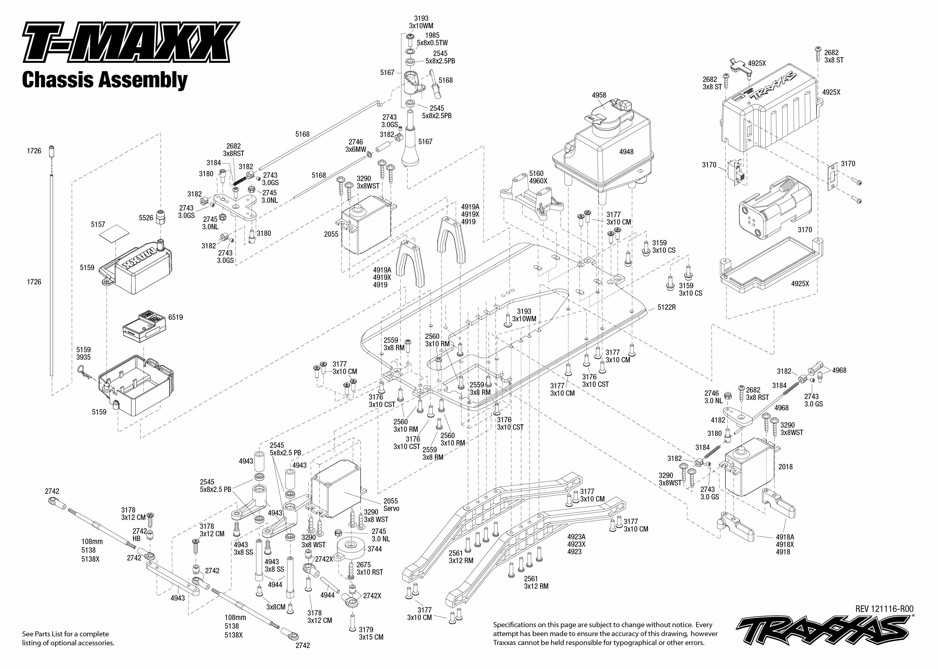 Traxxas 3.3 Engine Rebuild Instructions
