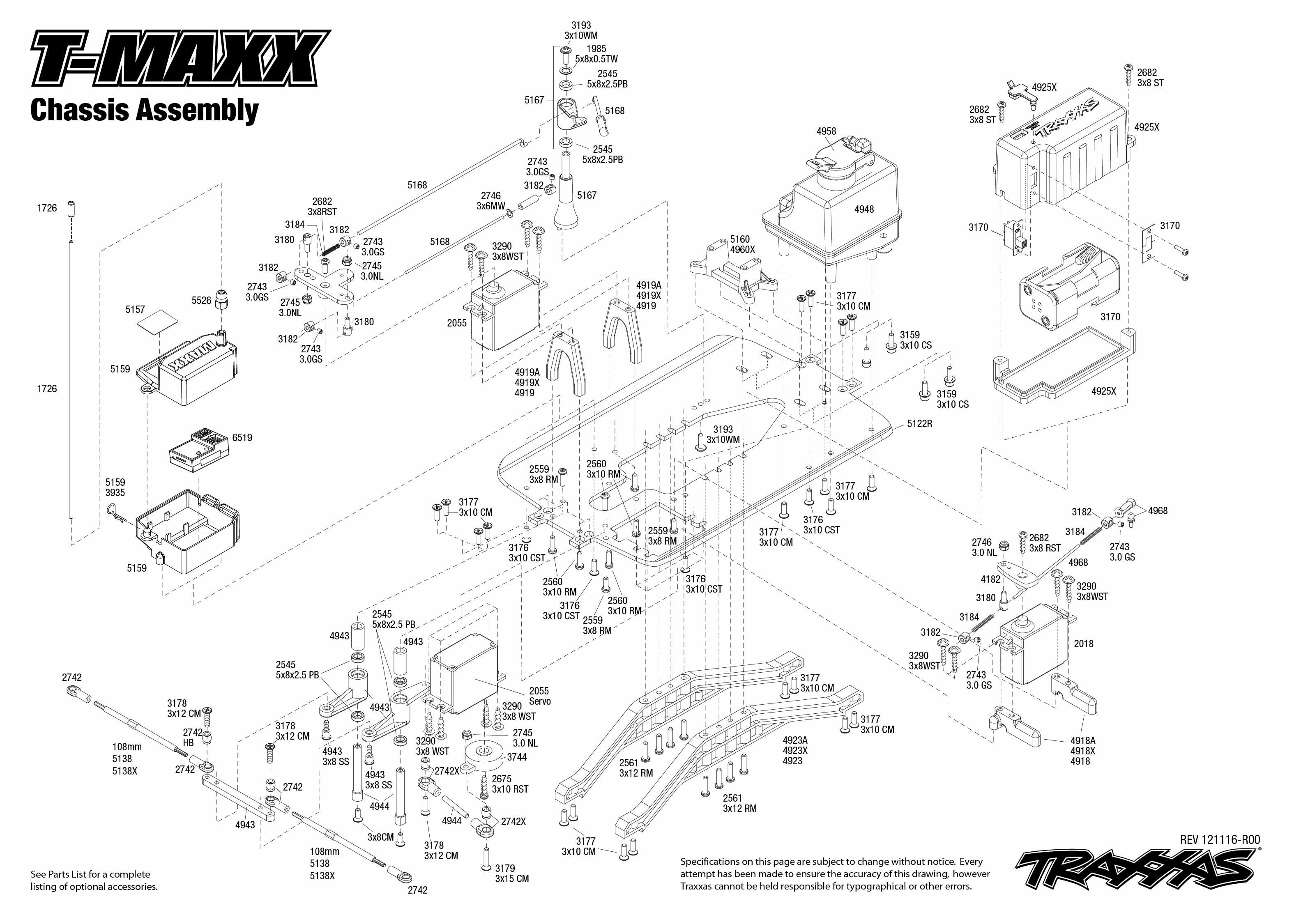 traxxas engine diagram