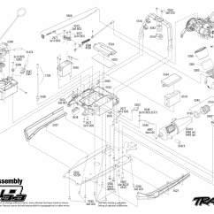 Traxxas Revo 3 Parts Diagram 98 Jeep Wrangler Wiring Transmission