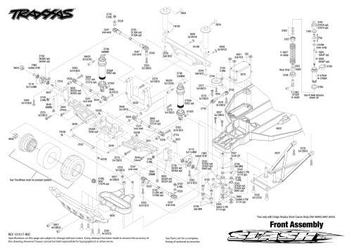 small resolution of traxxas parts diagram traxxas parts list slash 4x4 traxxas slash steering diagram traxxas slash vxl parts diagram