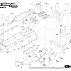E Revo Brushless Parts Diagram 1994 Jeep Cherokee Stereo Wiring Traxxas Slash Exploded Summit