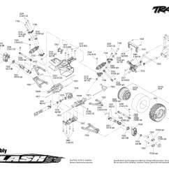 Traxxas T Maxx 2 5 Transmission Diagram Honda Goldwing 1500 Wiring Revo Exploded View
