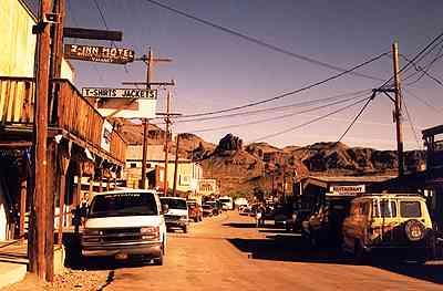 Arizona Ghost Town Oatman