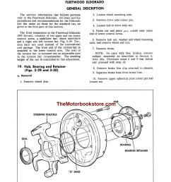 1967 cadillac shop manual sample page front suspension [ 950 x 1229 Pixel ]