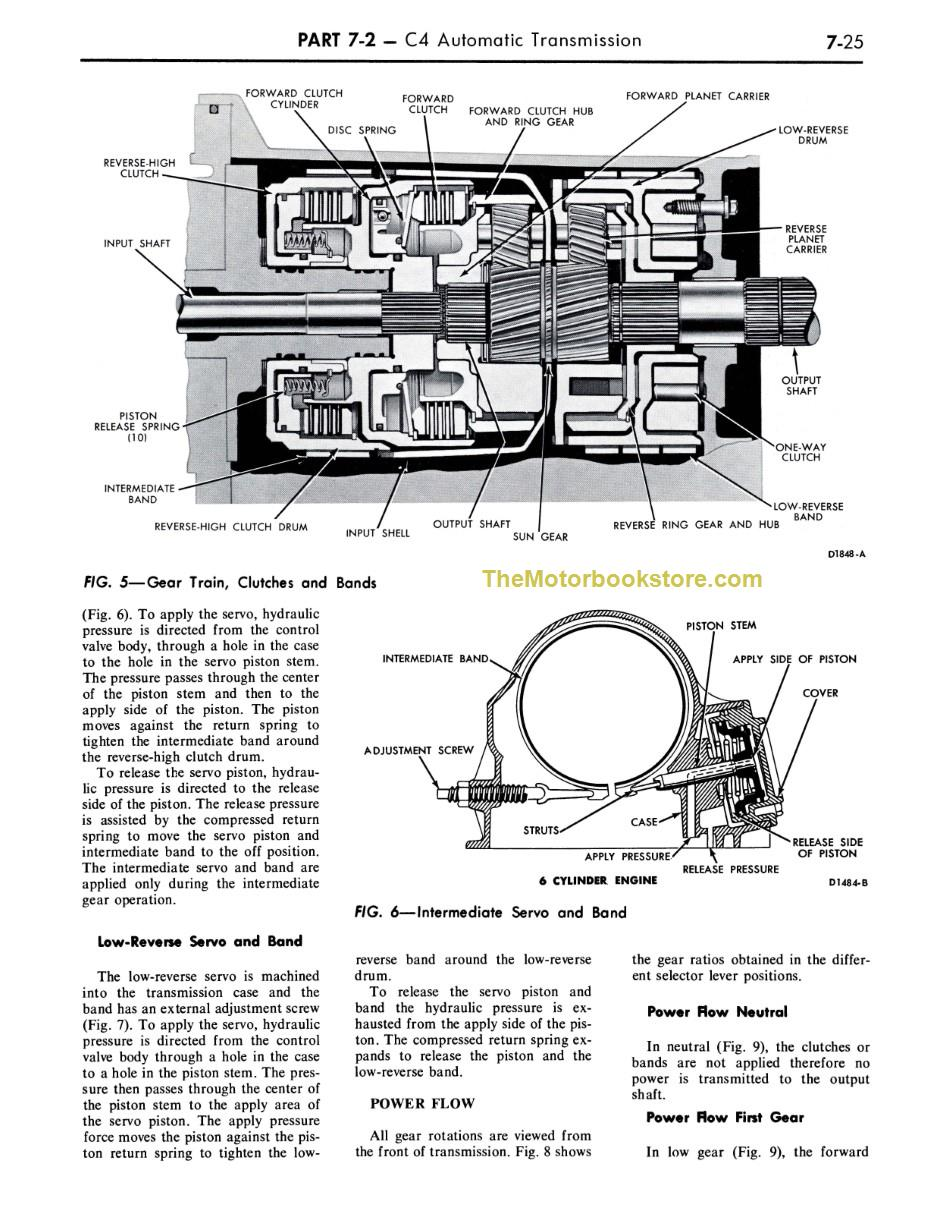 1968 Ford Truck Factory Shop Manual