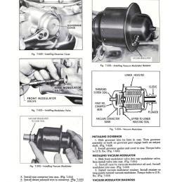 1969 oldsmobile shop manual sample page modulator installation [ 950 x 1229 Pixel ]