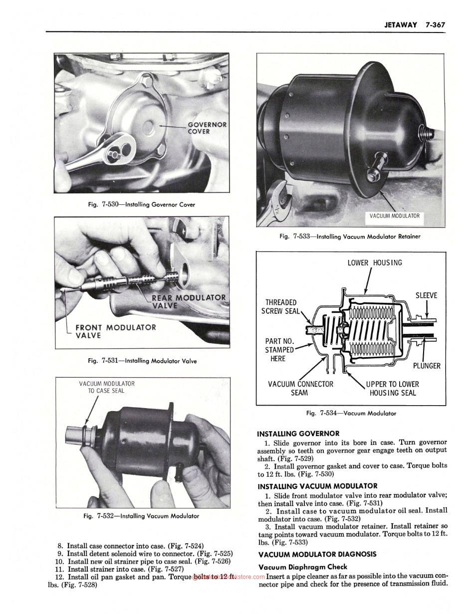 medium resolution of 1969 oldsmobile shop manual sample page modulator installation