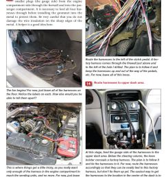 automotive wiring electrical systems performance gauges [ 885 x 1153 Pixel ]