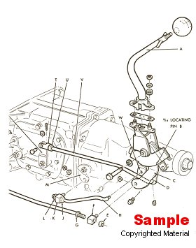 Corvair Rear Suspension Diagram, Corvair, Free Engine