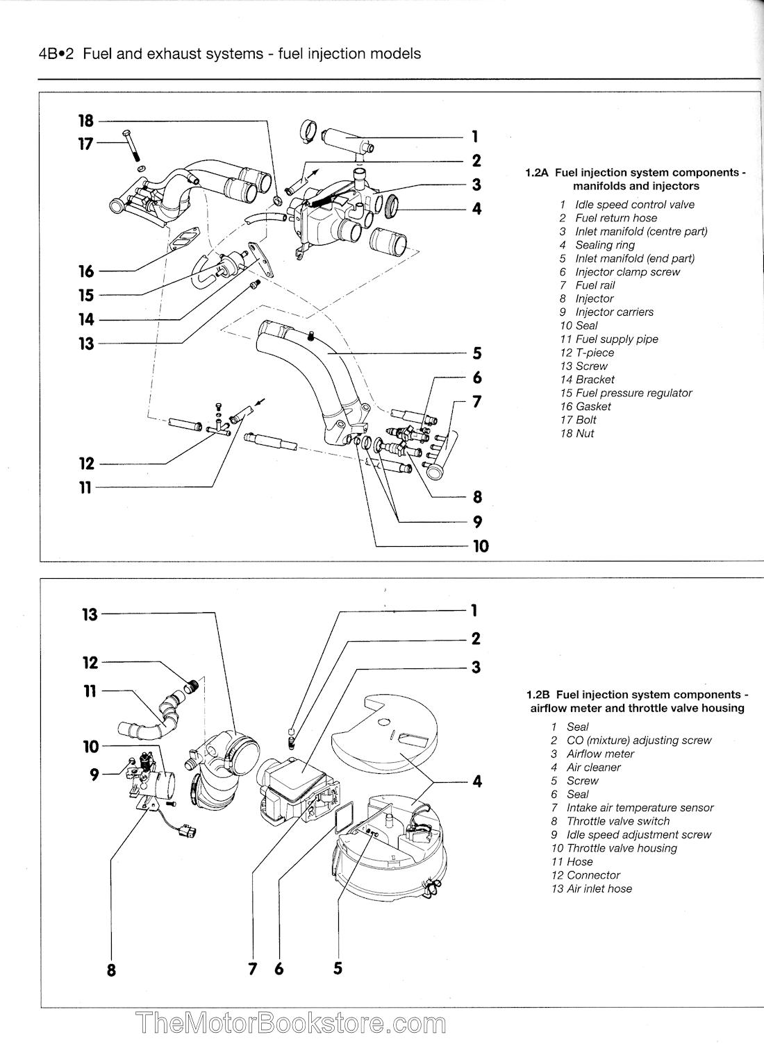 vw t4 wiring diagram fender n3 noiseless pickup transporter repair manual 1982 1990 haynes 3452